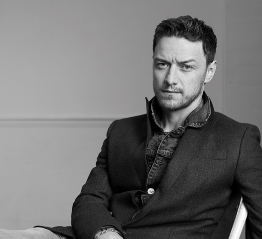 James McAvoy   United Agents