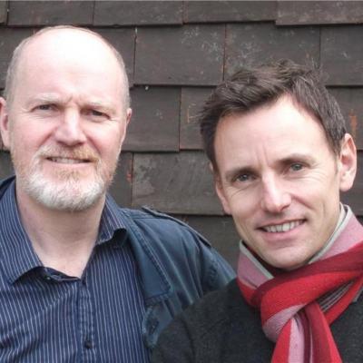 Bert and George Headshot.jpg