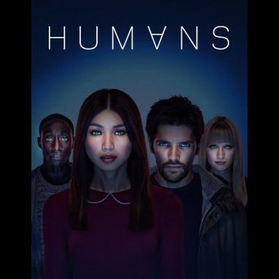 Humans - Charlotte Rutherford