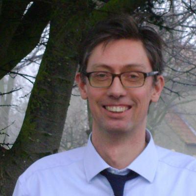 Richard Lambert Headshot