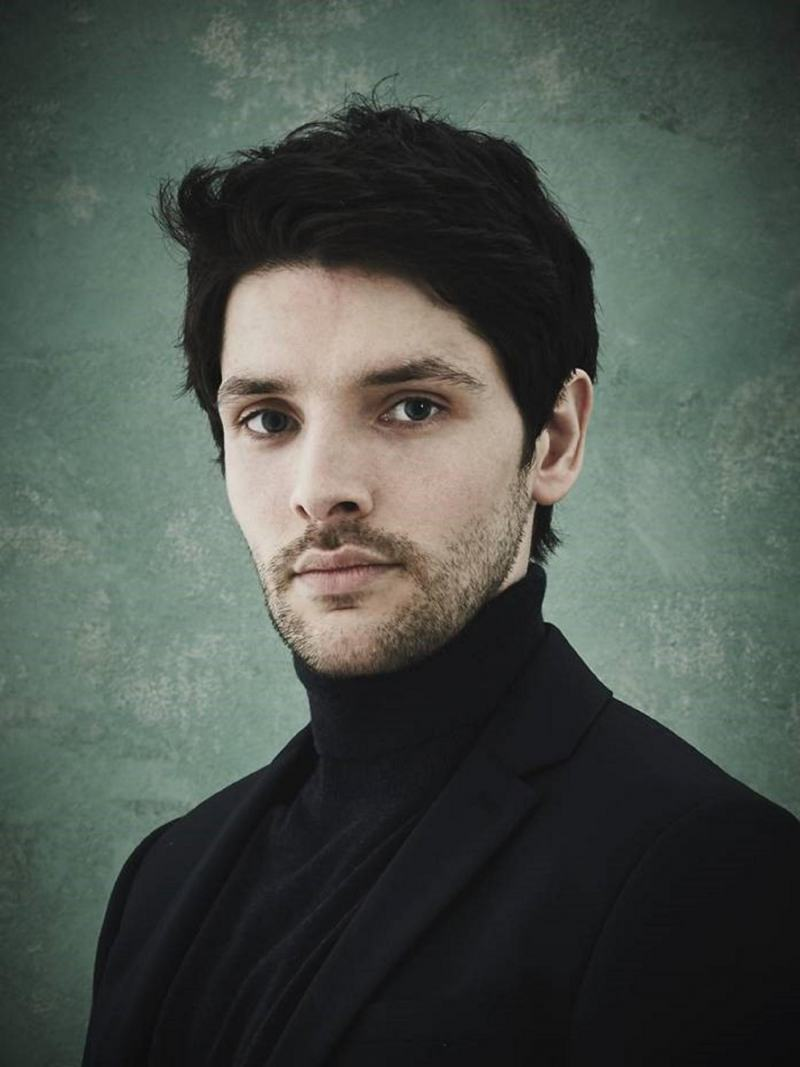 Colin Morgan United Agents