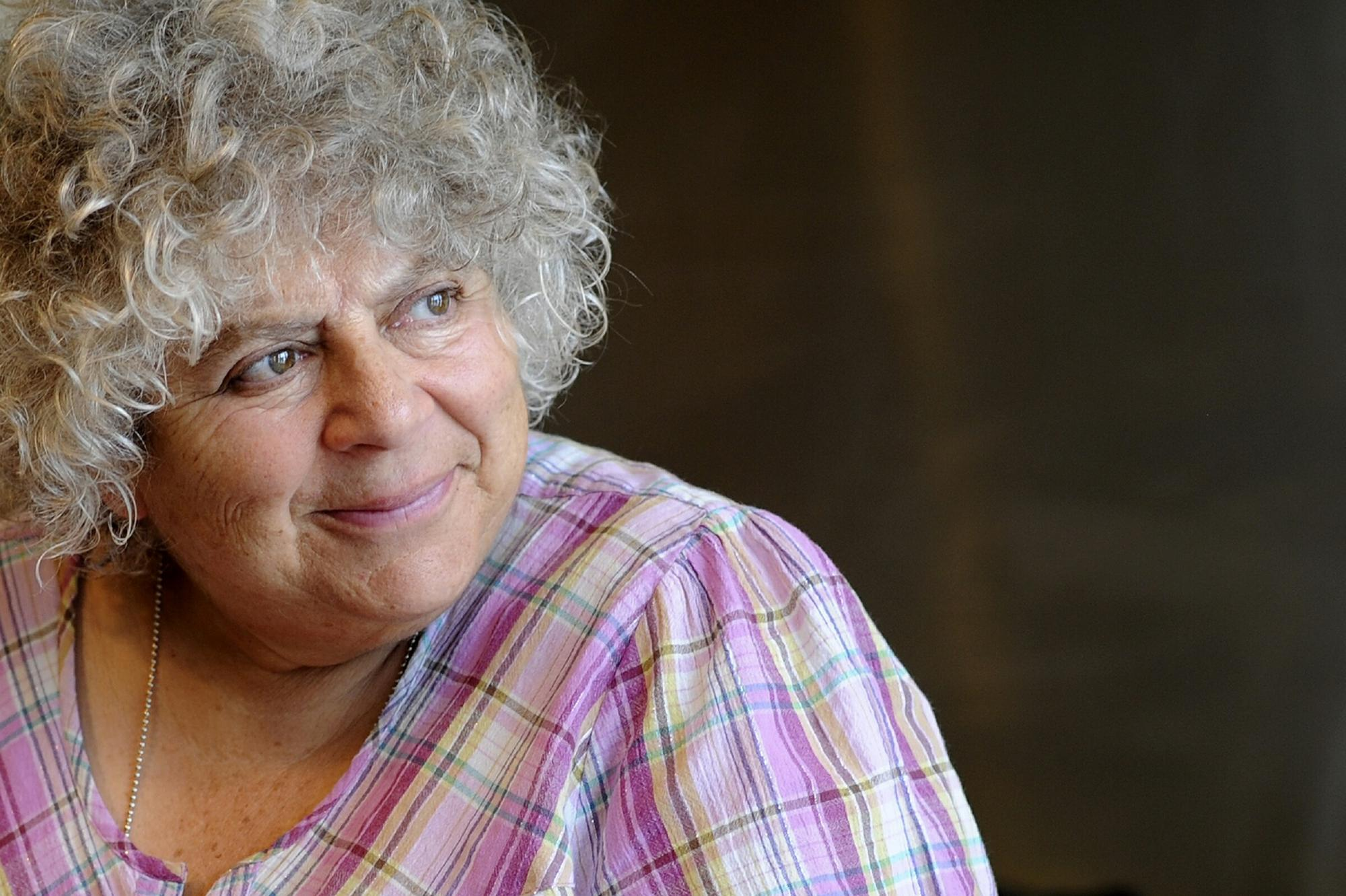 Miriam Margolyes nude photos 2019