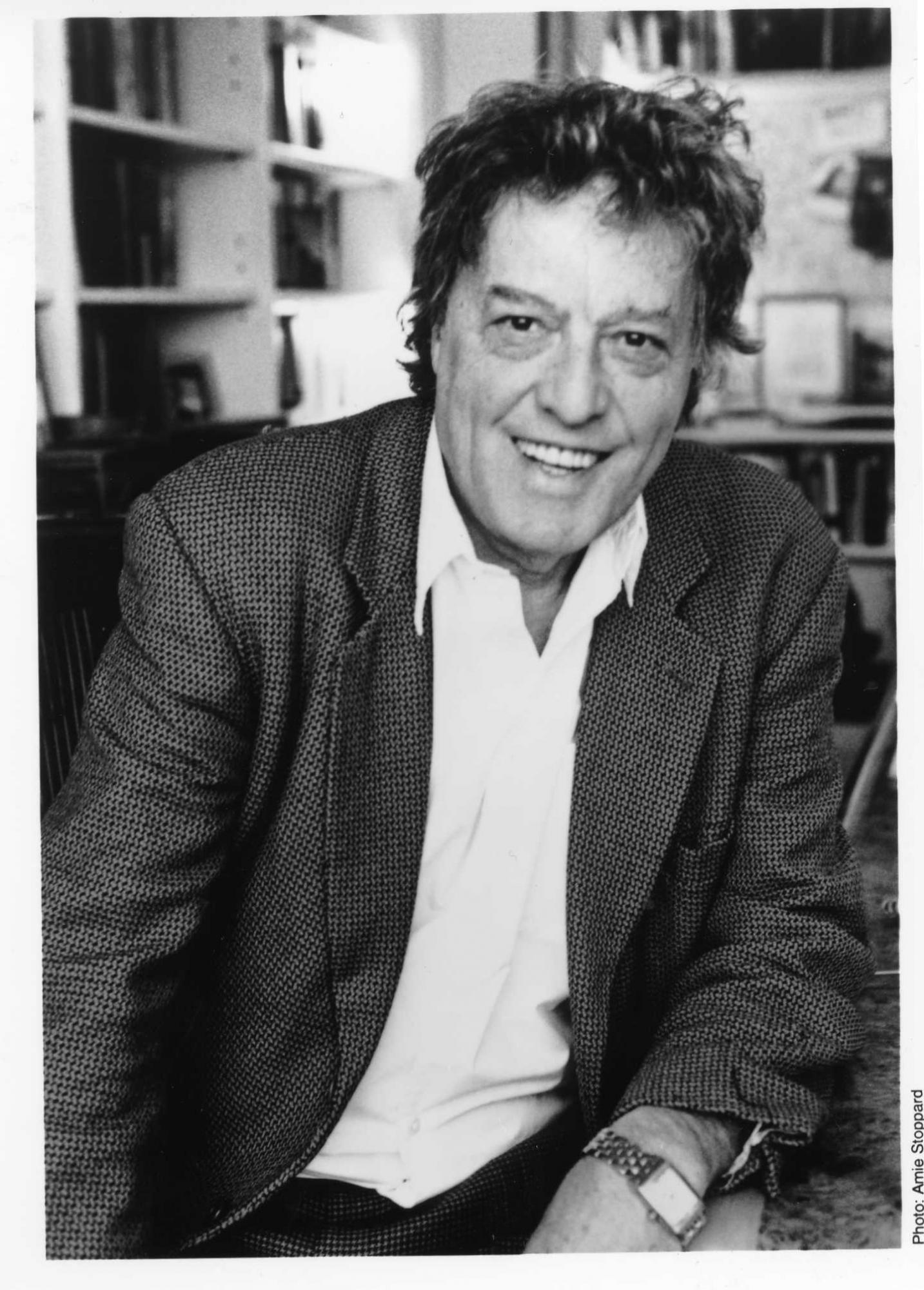 Tom Stoppard United Agents