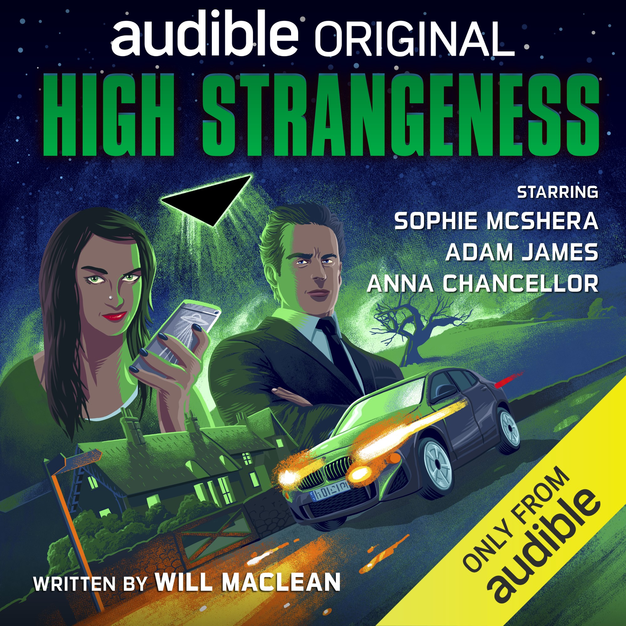 High Strangeness Will Maclean